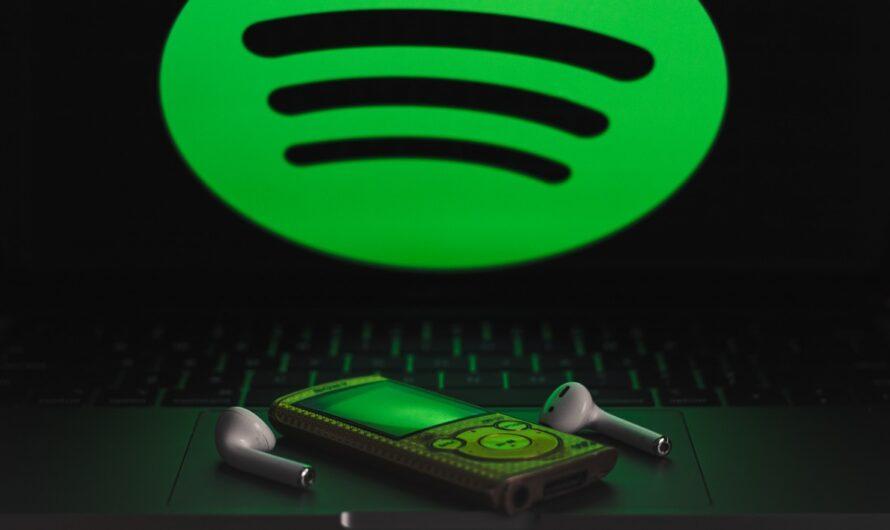 Spotify je oblíbenou streamovací službou světa