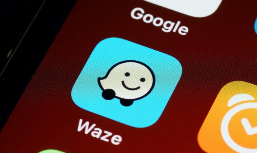 Waze patří k oblíbeným navigacím pro mobilní telefony